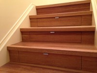 An InStep Drawer will have items close-by when you want them and easy to put away when you are done.