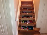 InStep Drawers are functional, organised and clutter-free